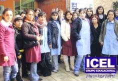 Foto Centro ICEL Grupo Educacional Metropolitana Santiago