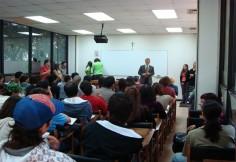 Foto Universidad Gabriela Mistral - Departamento de postgrado Santiago