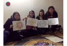 Formación Terapéutica en Mandalas , Stgo . Chile
