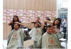 Escuela de belleza Geraldine Hinojosa Hernánde Santiago Centro