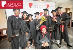 University Canada West Canadá Foto